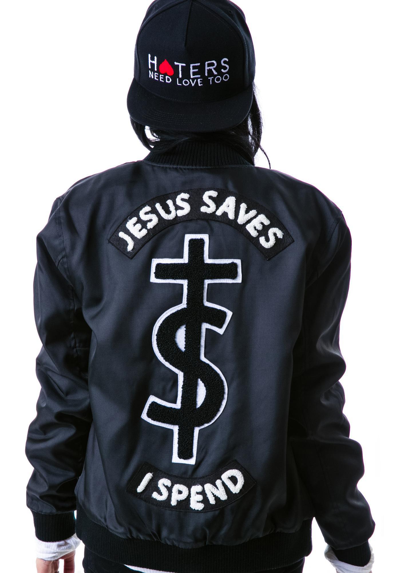 UNIF Jesus Saves Bomber