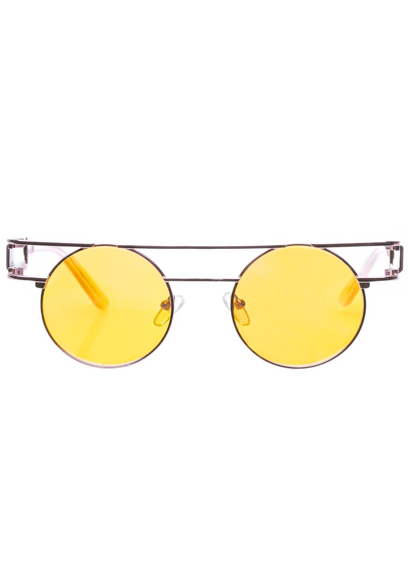 ESQAPE Speqz Pink Holo Sunglasses