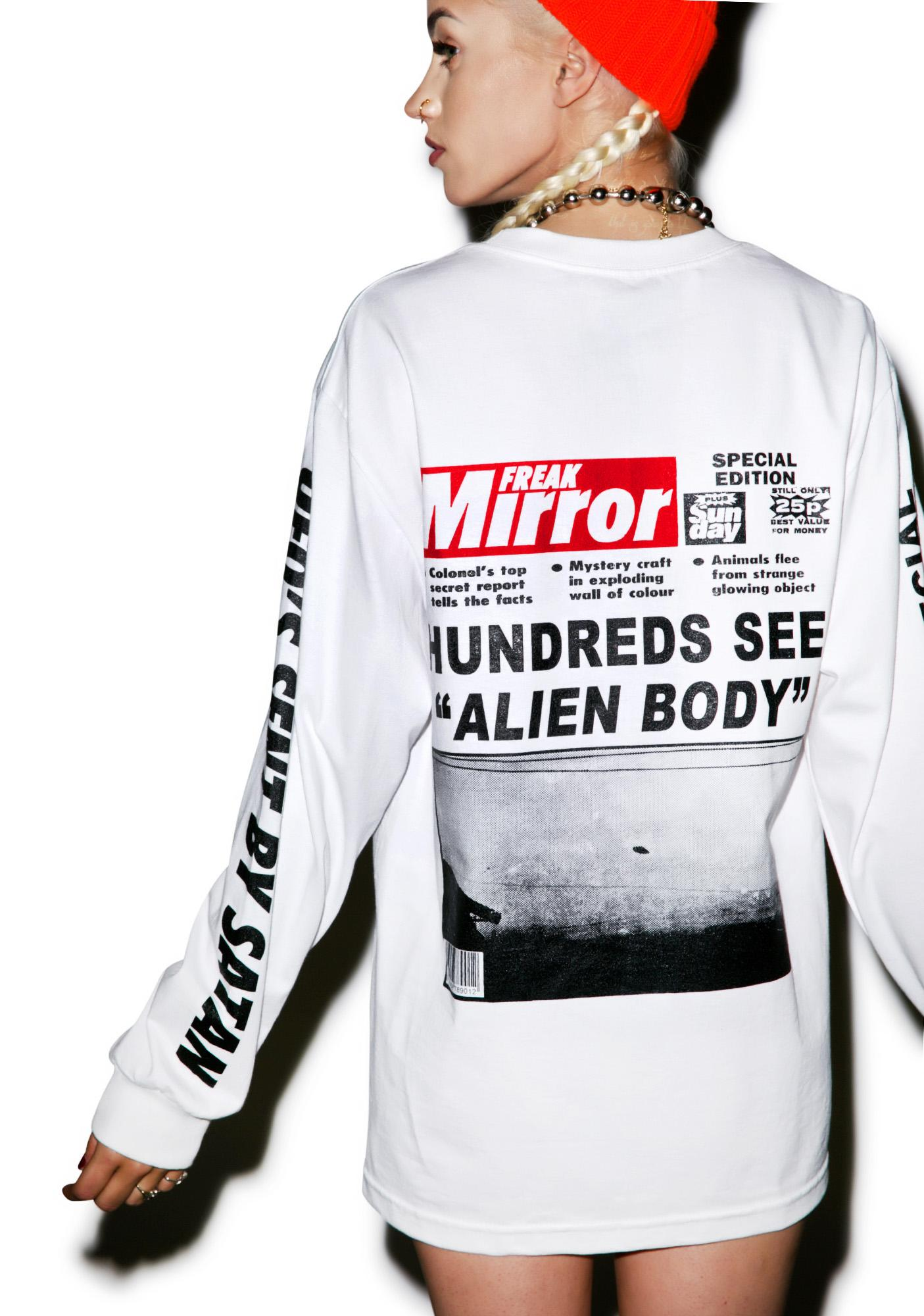 Roswell Long Sleeve Tee