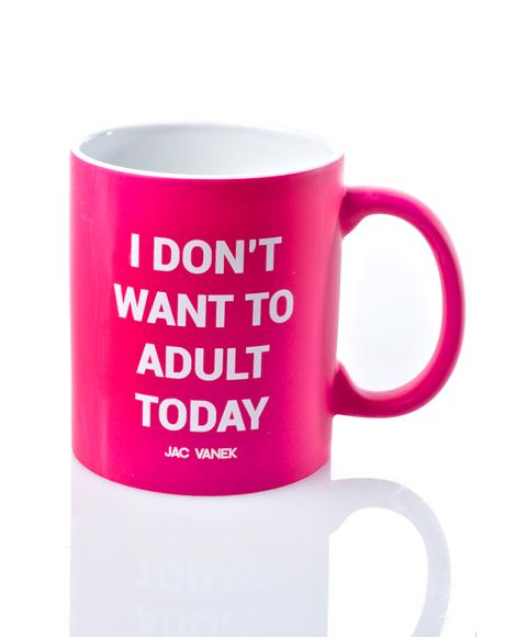 Adult Coffee Mug