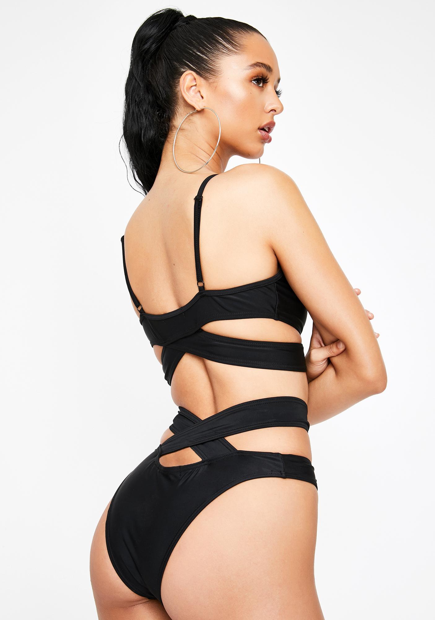 Poster Grl Savage Vibez Bikini Set