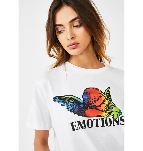 By Samii Ryan Emotions Graphic Tee