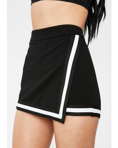 Everything Ur Not Mini Skort