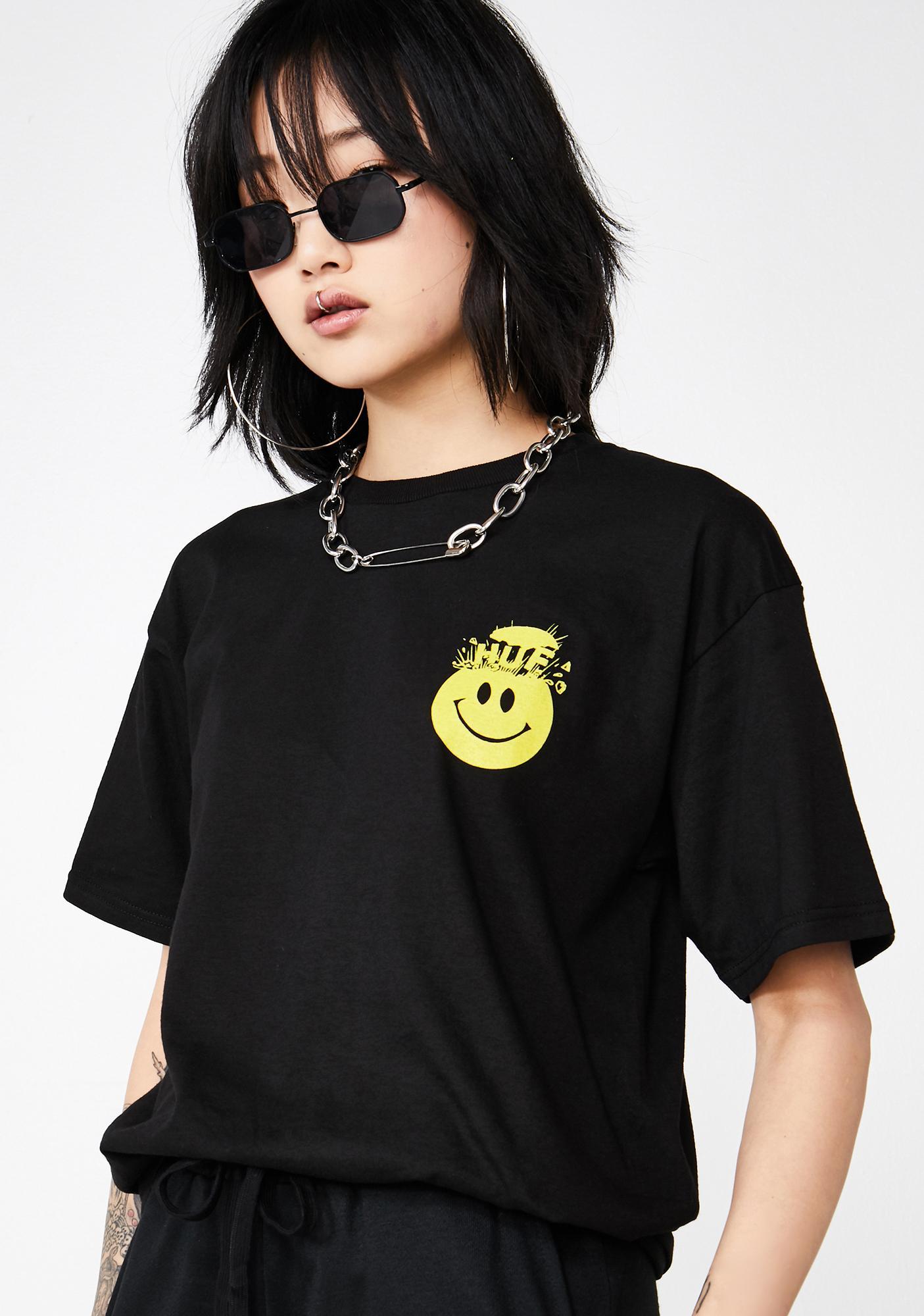 HUF Mind Blown Graphic T-Shirt