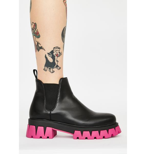 Koi Footwear Raptor Chelsea Boots