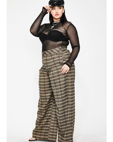 Mutual Feelings Wide Leg Pants