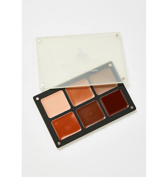 Danessa Myricks Beauty Essentials Waterproof Cream Palette