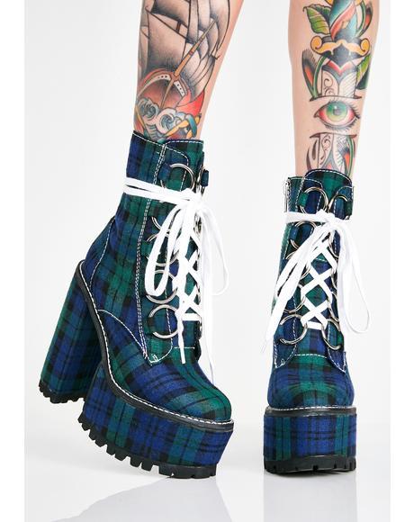 Sikk Nancy Boots