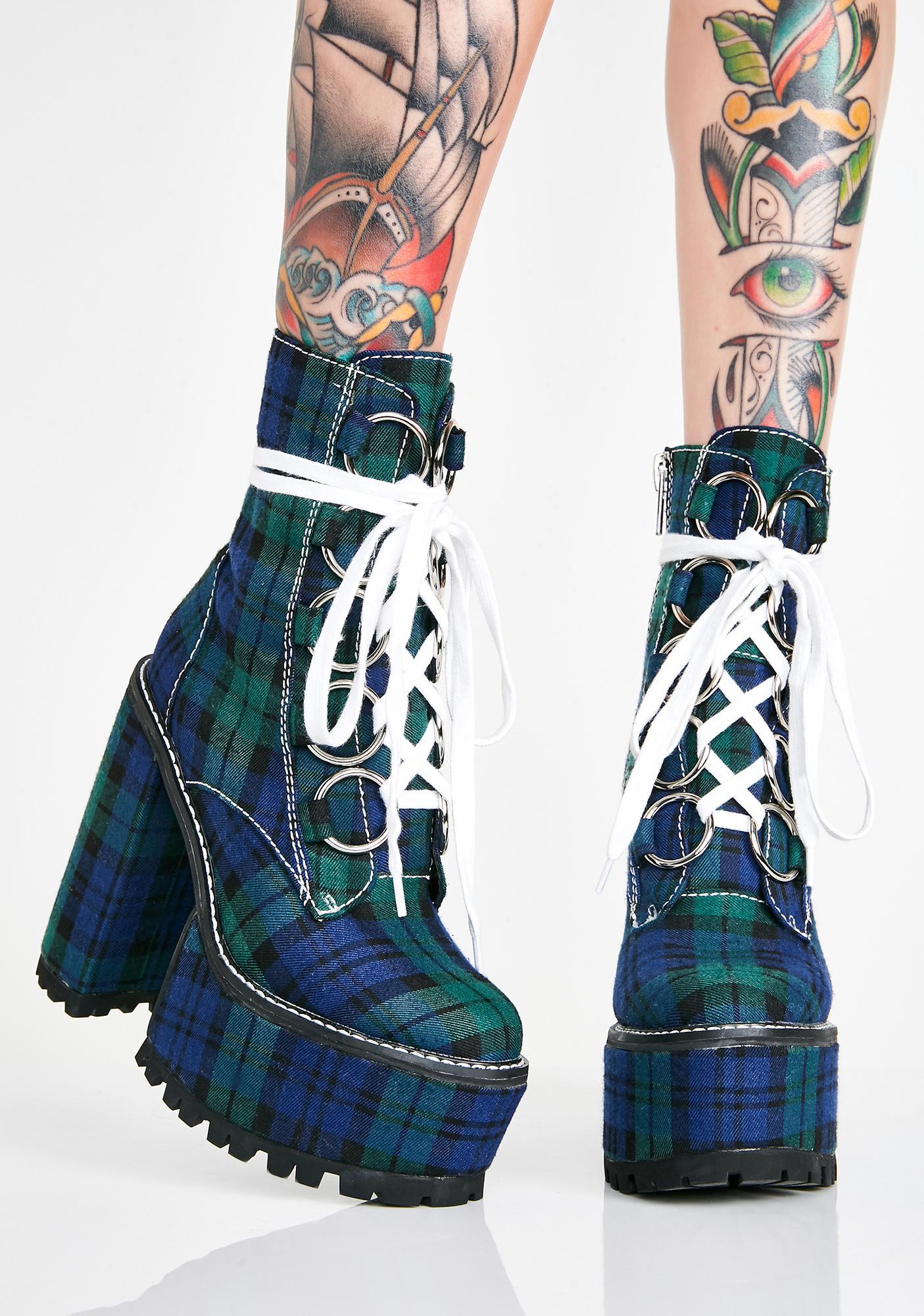 Current Mood Sikk Nancy Boots