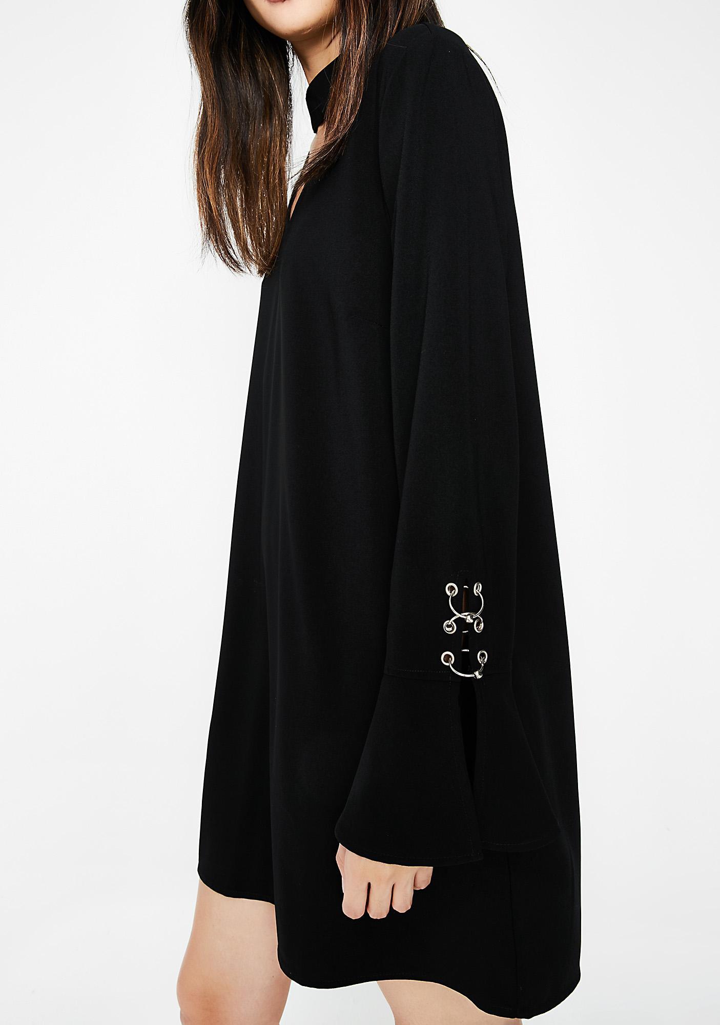 Cold Little Heart Pierced Dress