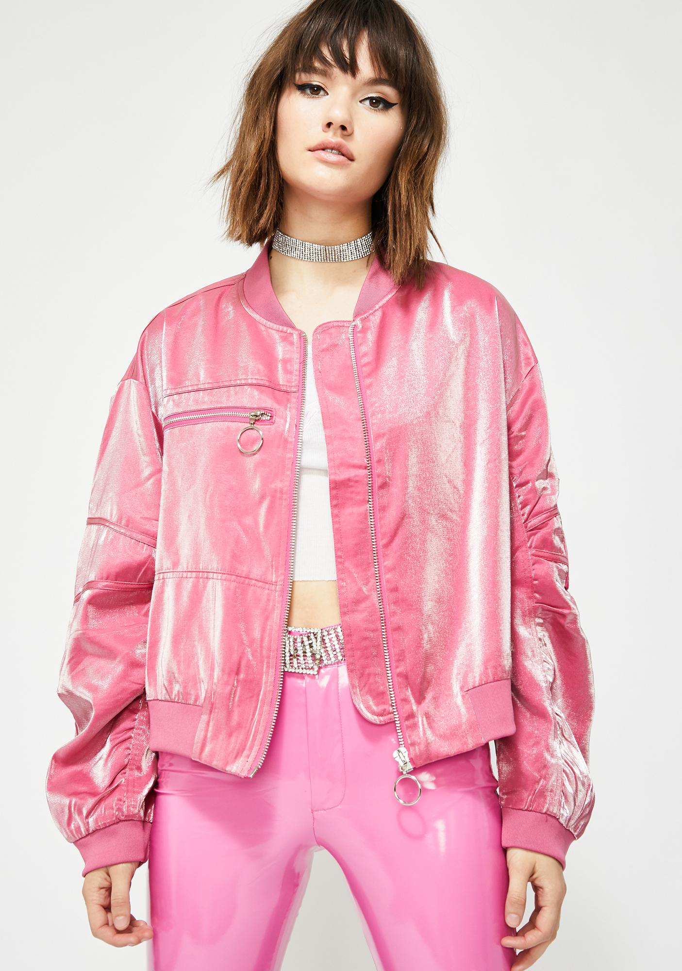 Ahead Of The Game Bomber Jacket