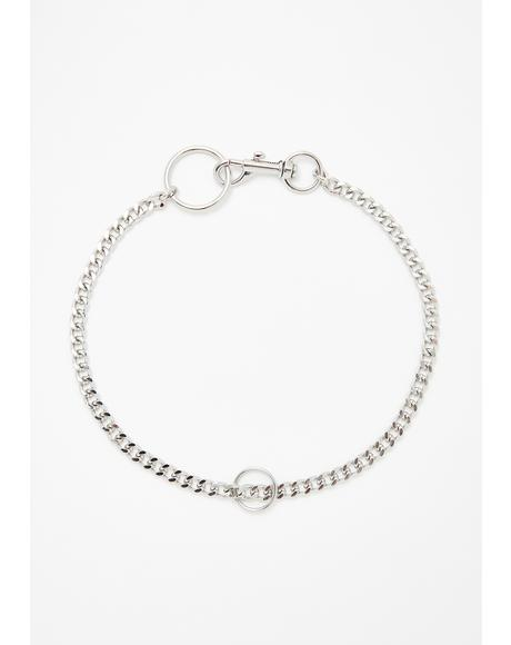 Big Boss Energy O-Ring Necklace