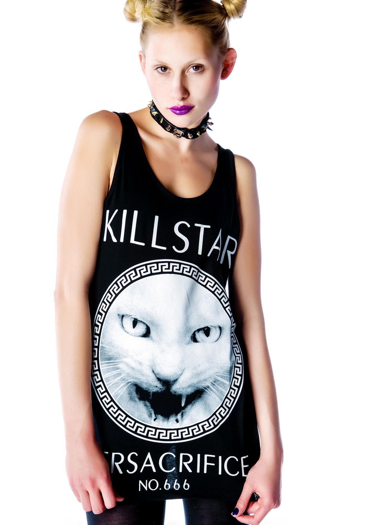 Killstar Sacrifice Tank