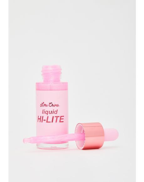 Pink Glaze Liquid Hi-Lite Drops