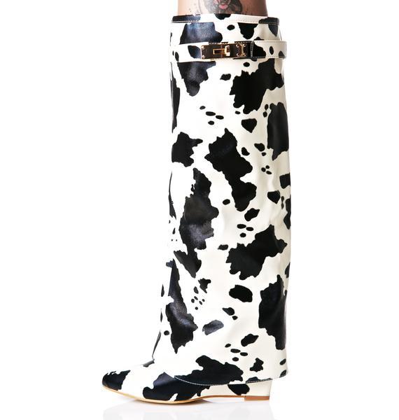 Baila Heeled Boots