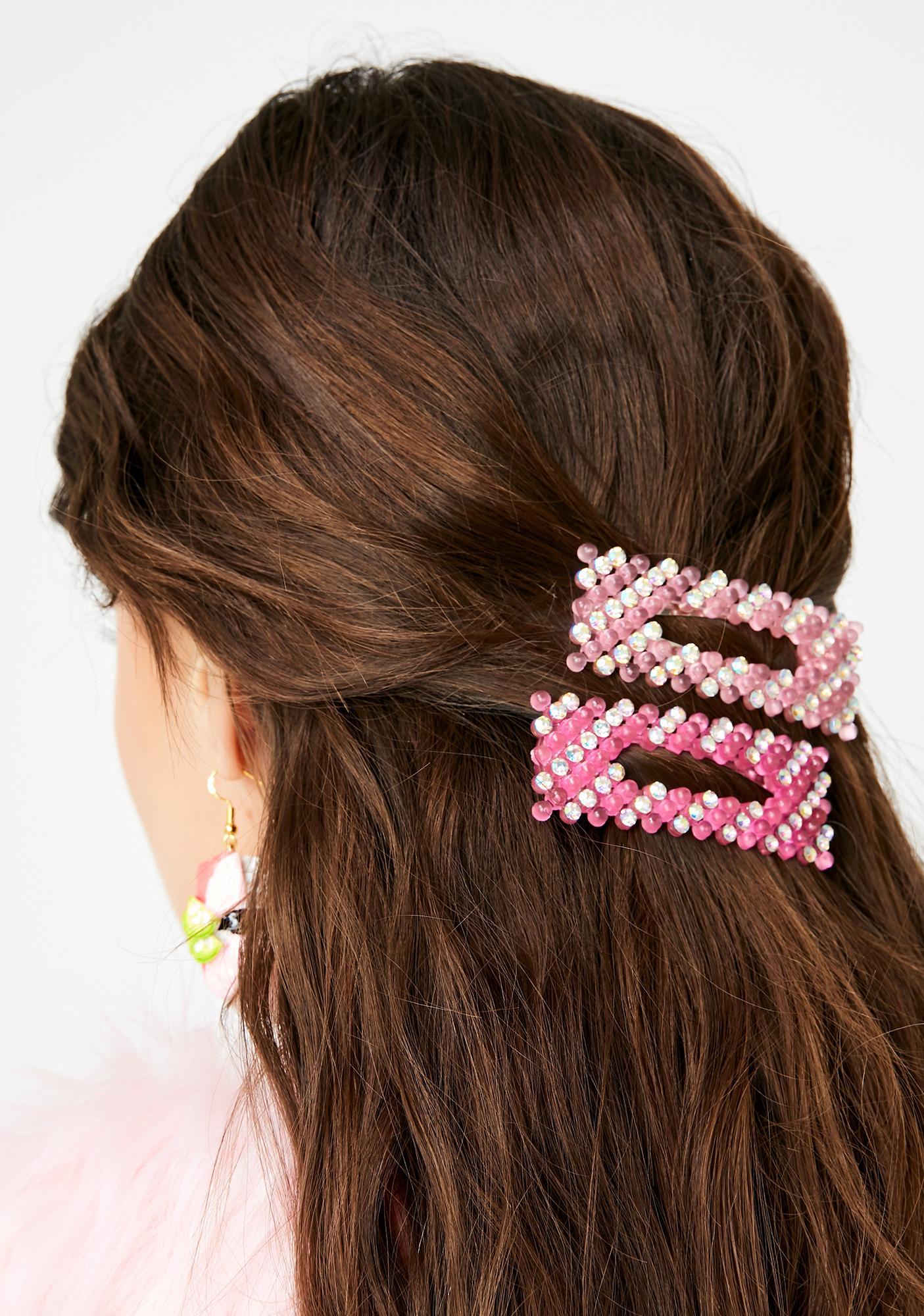 Pastel Pleasures Hair Clip Set