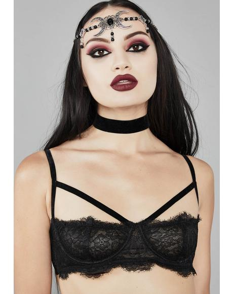 Love Bites Lace Bra