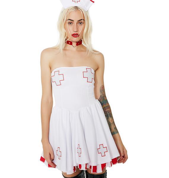 Raise Your Pulse Nurse Costume