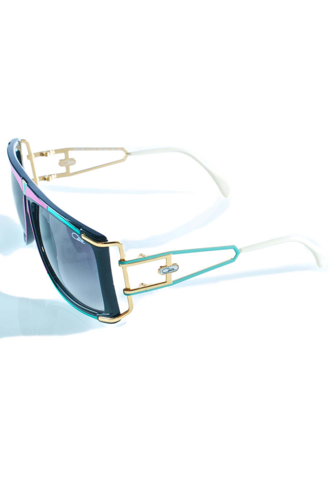 Cazal Vintage 866 Sunglasses
