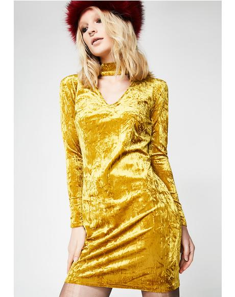 Move N' Groove Long Sleeve Dress