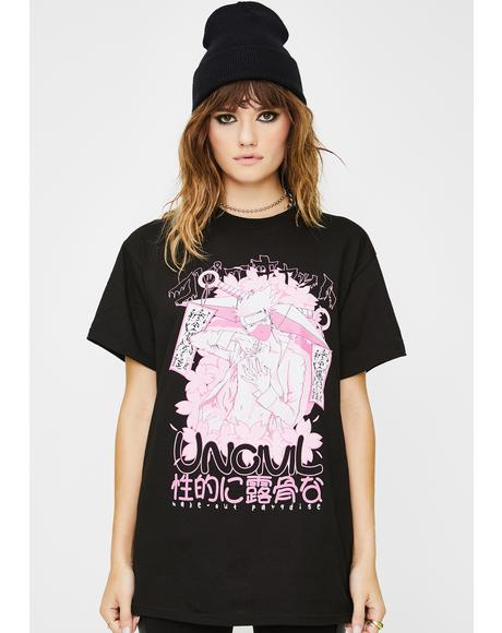 Makeout Paradise Graphic Tee