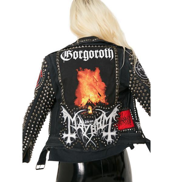 Hazmat Design Kvlt Jacket