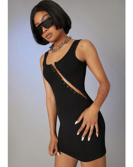 Get Ur Digits Tank Dress