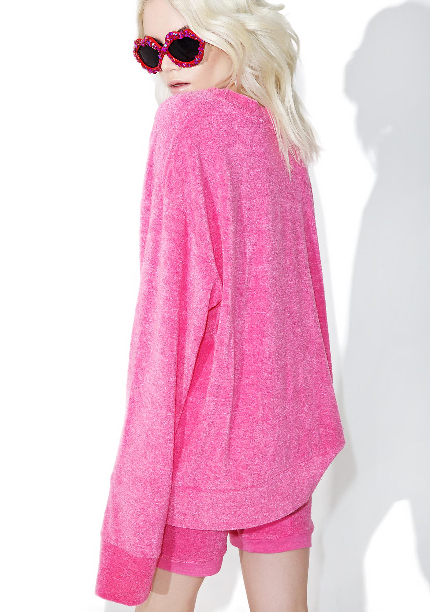 Daydream Nation Clinger Pullover