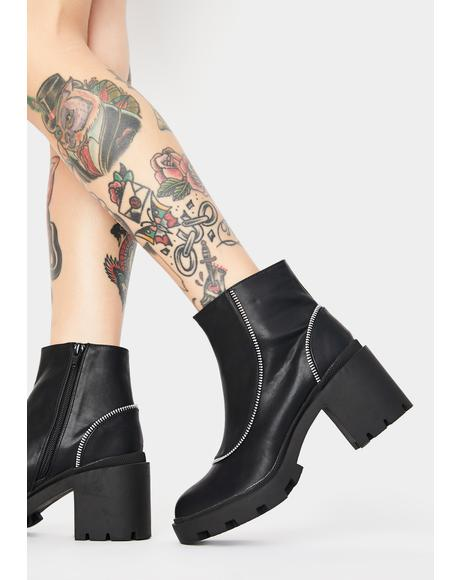 Arabella Ankle Boots