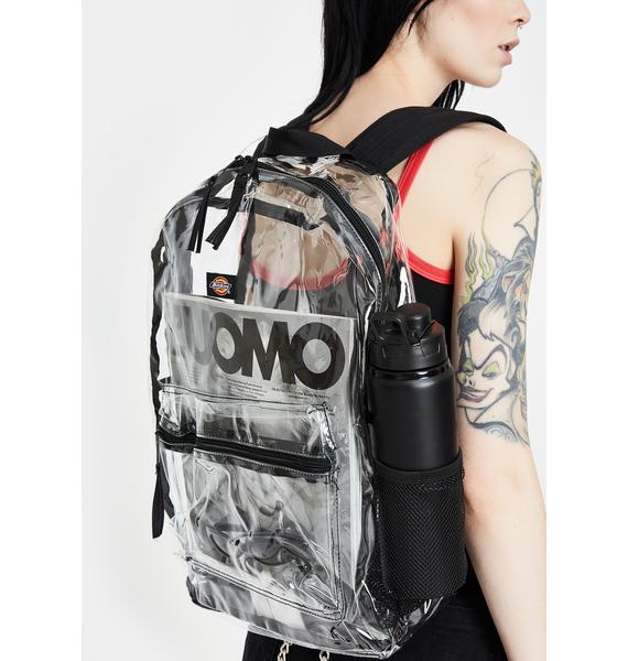 Dickies Black All Clear Backpack