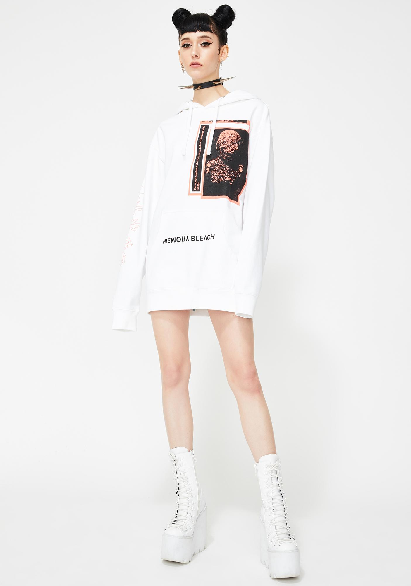 BOW3RY Bleach Pullover Hoodie