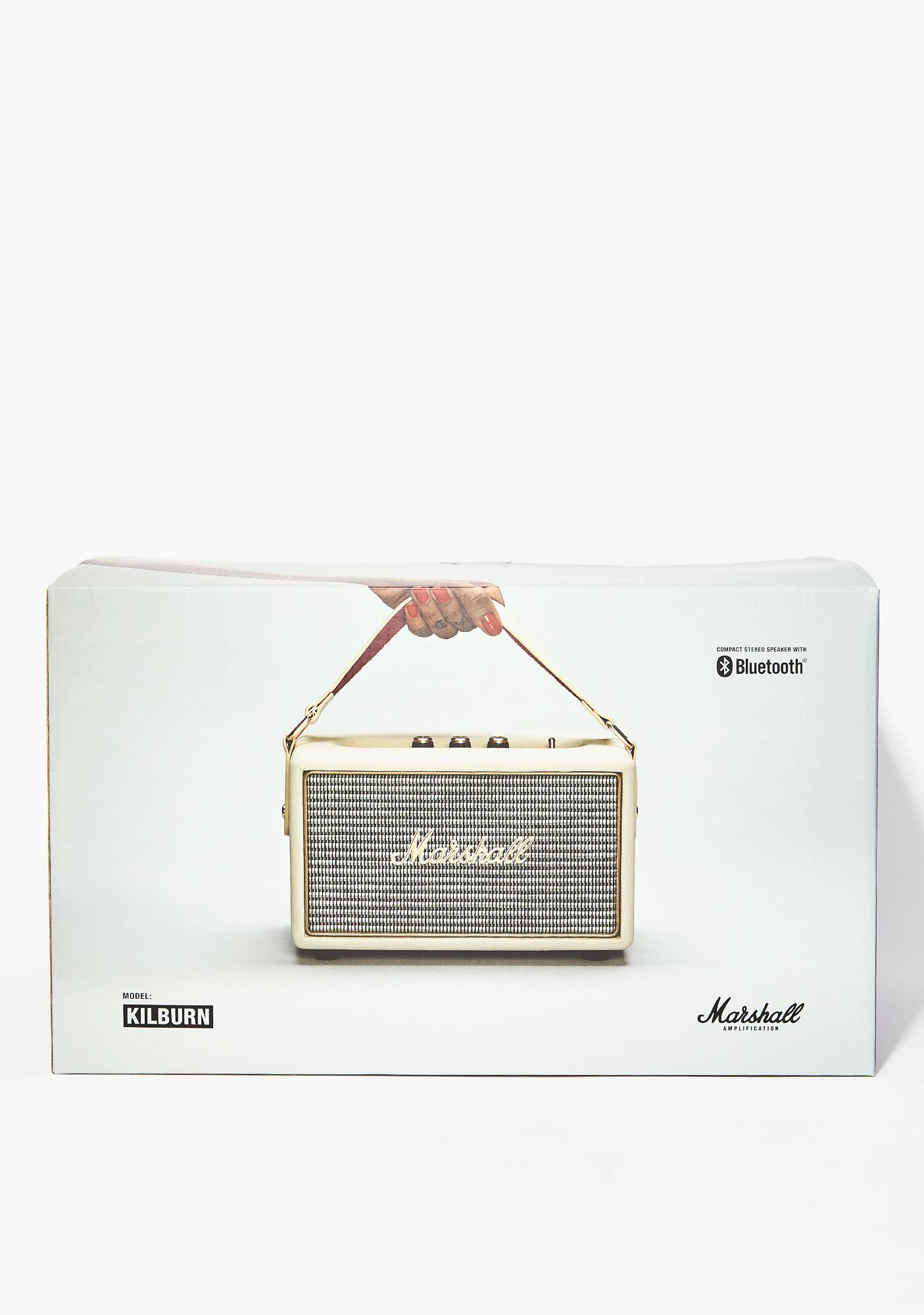 Marshall Kilburn Portable Speaker