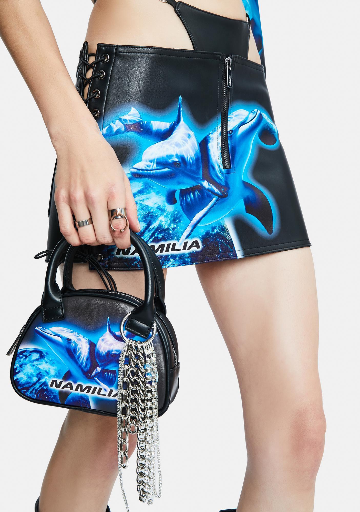 Namilia Cyber Dolphin Mini Bag