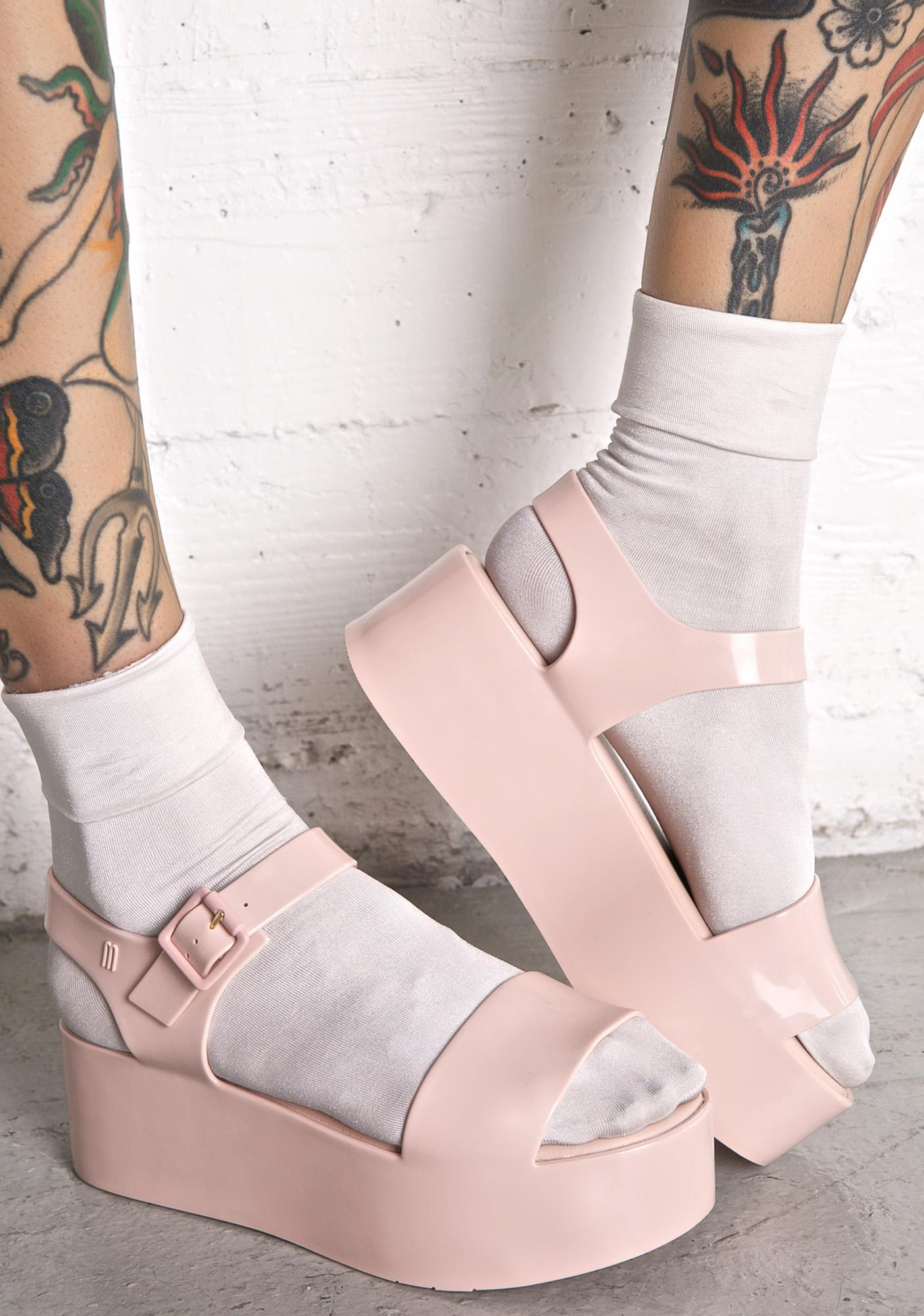 378107dab9c4 Melissa Sweetie Mar Sandals