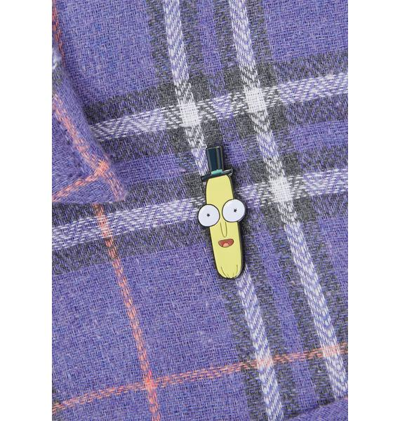 Mr. PoopyButthole Enamel Pin