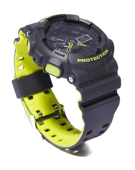Neon Night GA-110 Series Watch