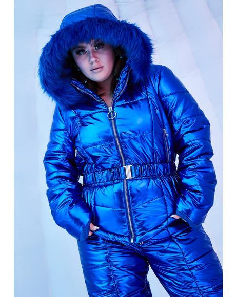 Atomic Ambient Avalanche Metallic Snowsuit