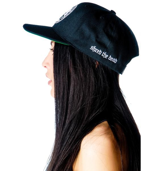 Shred the Dead Snapback