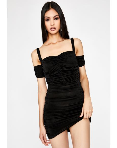 Better Without You Mini Dress