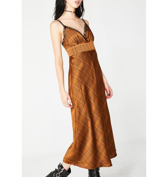 Nancy Downs Midi Dress