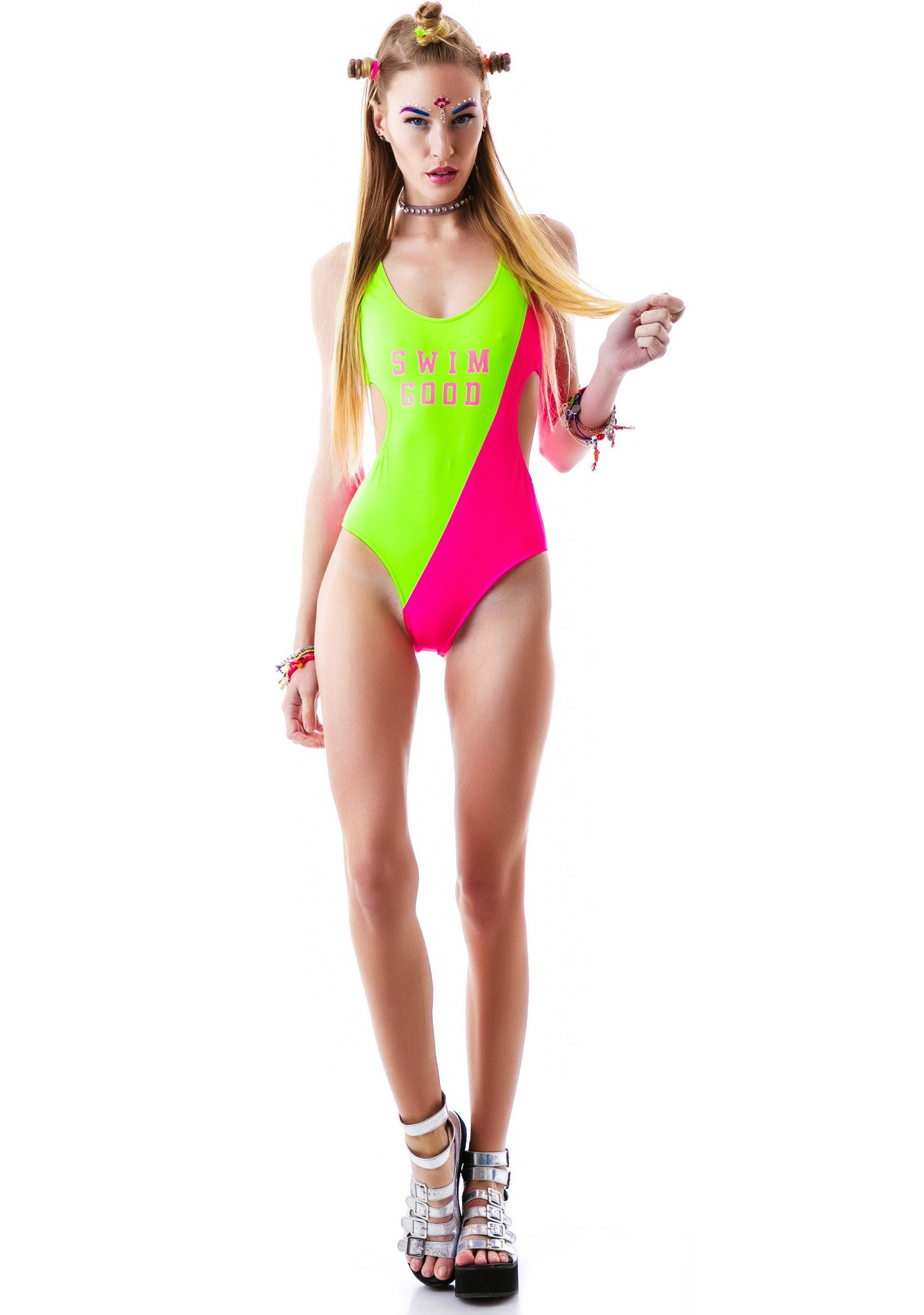 This Is A Love Song Swim Good Suit