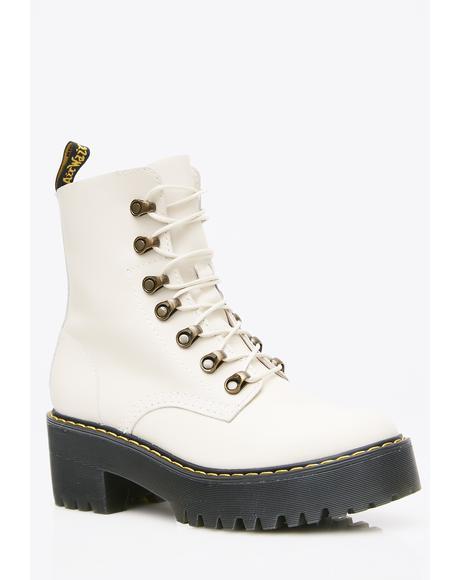 Bone Leona Boots