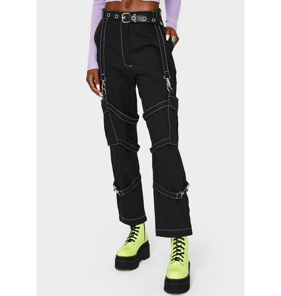 The Ragged Priest Force Cargo Pants