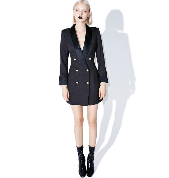 Gainsbourg Blazer Dress