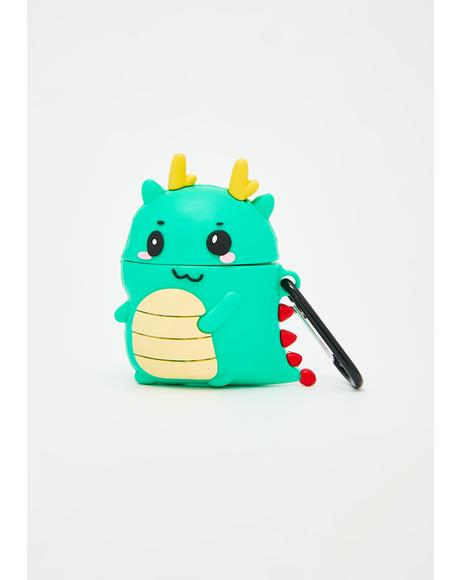 Beastly Beats Dragon Airpods Case