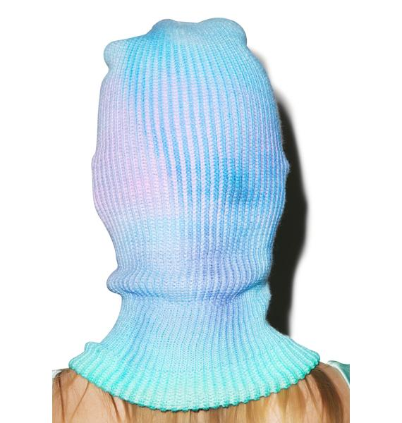 Gonna Tie Dye Ski Mask