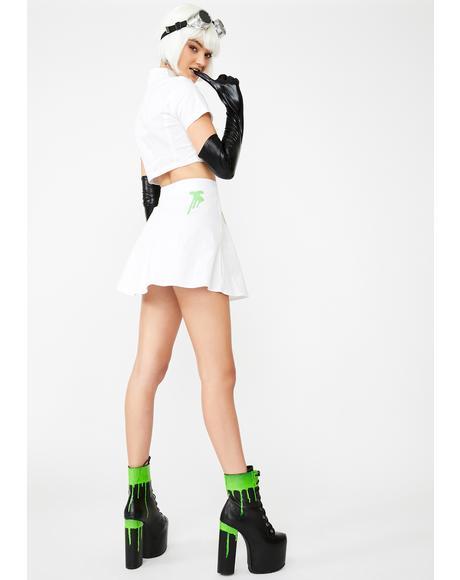 Slime Time Platform Boots