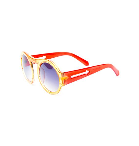 Arrow Circle Sunnies
