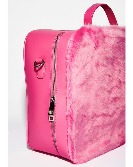 Sweet Kawaii Luggage Bag