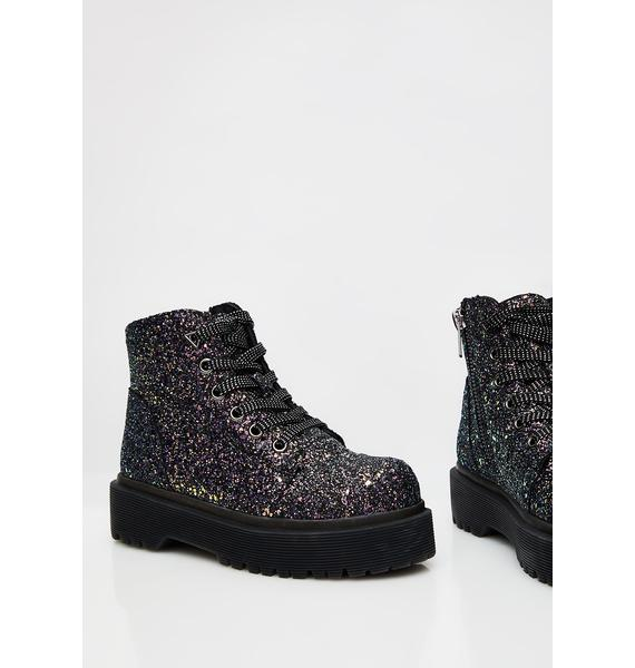 Y.R.U. Dark Matter Slayr Boots